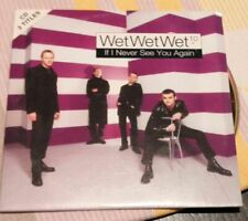 WET WET WET *IF I NEVER SEE YOU AGAIN*CD 2 TITLES 1997