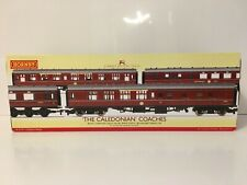 Hornby R4177 OO Gauge 'THE CALEDONIAN' COACHES - COACH PACK