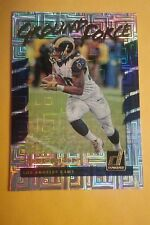 """2017 Donruss Todd Gurley Los Angeles Rams MINT """"Ground Force"""" card #14"""