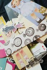 30pcs Vintage Ephemera Post Cards Junk Art Journal Scrapbook Paper Surprise Lot