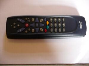 Genuine Original Remote control ON DIGITAL WITH KEYBOARD TV REMOTE