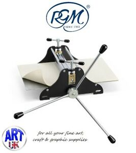 RGM Small Professional Etching Press 2642A Advance Engraving Printing