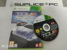 Test drive unlimited 2 (without notice) - xbox 360-game fr-suplice pc toul