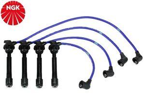 For 2005-2009 Hyundai Tucson Spark Plug Wire Set NGK 18679KT 2006 2007 2008