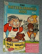 The Katzenjammer Kids comic book #6 Autumn 1948 XF