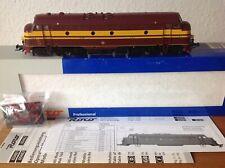 "Roco 63481, CFL ""GM-NOHAB"" Diesellok 1601, Epoche IV, KKK, DSS, NEU / OVP"
