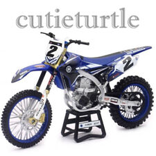 New Ray Yamaha YZ450F Motocross Dirt Bike 1:12 Cooper Webb #2 57893 Blue