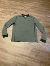 Mens Under Armour Casual Pullover Shirt, Loose, Size Large