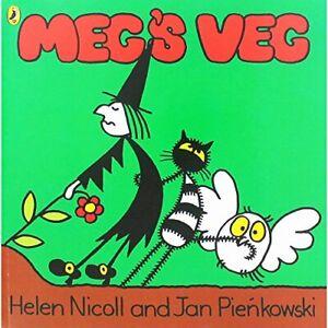 Meg's Veg (Meg and Mog) by Pienkowski, Jan Book The Cheap Fast Free Post