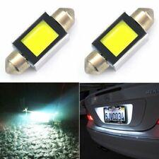 1pcs 36mm COB Auto Innen LED Glühbirne Helle Kennzeichenleuchte 12V 4W Fast P8Q7
