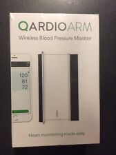 QardioArm Wireless Blood Pressure Monitor: Compact & Portable Digital Upper Arm
