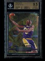 1996-97 Fleer Cyber-Metal Kobe Bryant Rookie Gem Mint BGS 9.5 RC #5