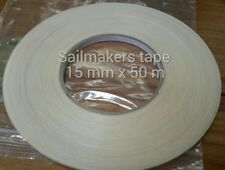15mm easy sew Sailmakers double sided, basting tape. for sails,canvas,crafts