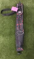 Taboo Fashion Taboo Golf Sidekick Stand Sunday Range Golf Bag 'Tempation' NEW!