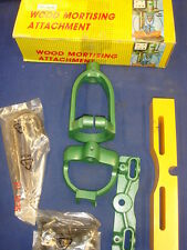 Tyzack Wood Mortising Pillar Drill Attachment 58mm Collar Woodworking Mortice