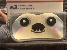 Sloth Pencil/Make-Up Case