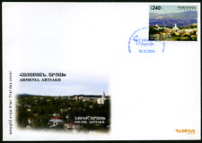 """Armenien 2014 """"Stadt Shushi"""" MiNr 922 auf FDC Joint issue"""