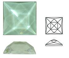 Rautenquadrat, 1 Stk., Ränder gepresst, ca. 18x18 mm, h ca. 7 mm