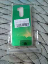 LG G7 ThinQ Back Case Mountain Sunset View In Green For LG G7 Mobile Phones