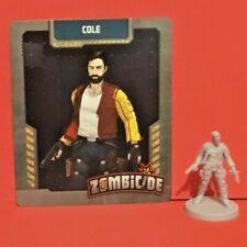 Zombicide Invader Cole Survivor Hero