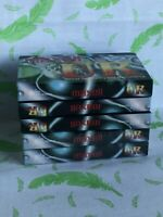 5 x New and sealed Maxell UR blank cassette tapes - (t18)