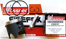 Yamaha YZ 250 YZ250 80 1981 82 71.50mm O/S perforé Wossner Course Kit Piston