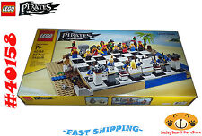 LEGO Pirates 40158 Chess 857 pcs Ages 9+ **RARE & NEW**