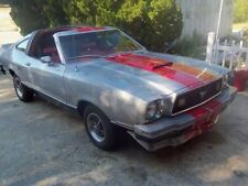 74 75 76 77 78 Mustang II Cobra Fiberglass Bolt On Hood Scoop- 1 @ This Price!