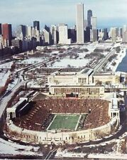 SOLDIER FIELD CHICAGO BEARS FOOTBALL 11X14  PHOTO #4