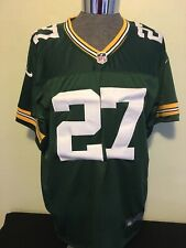 Green Bay Packers Sewn Numbers Nike NFL Jersey