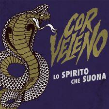 COR VELENO - Lo Spirito Che Suona (CD, nuovo sigillato)