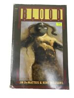 Epic Comics BLOOD A TALE TPB Graphic Novel DeMATTEIS VF (AA)