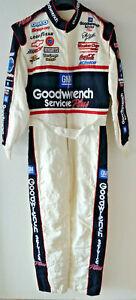 Dale Earnhardt Sr 2001 GM Goodwrench Plus 3 Driver Suit Firesuit 7x NASCAR Champ
