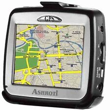 Ashroti Gps Navigator With Preloaded Usa & Canada Maps