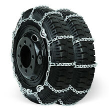 Grizzlar GSL-4851CAM Truck V-Bar CAM Alloy Tire Chains 12-22.5 295/80-22.5