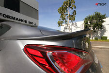 10-14 Genesis Coupe 2.0T 3.8L ARK Performance S-FX Trunk Lid 3pc Spoiler Wing