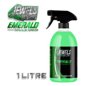 Jewels Emerald - Tar and Glue (Bug) Remover 1Litre - Very Strong