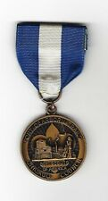 BOY SCOUT  FORT DEARBORN TRAILS  60'S  MEDAL  CHICAGO A.C.   ILL
