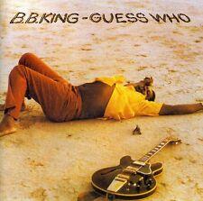 B.B. King - Guess Who [New CD]