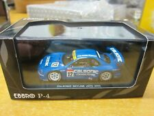 EBBRO - Scale 1/43 - P-4 - JGTC 2000 no.12 - CALSONIC SKYLINE - P424 - Mini Car