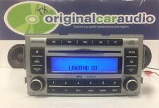 2007 2008 Hyundai Santa Fe OEM AM FM Radio MP3 Satellite Stereo CD Player