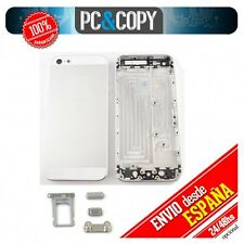 Carcasa completa para iPhone 5 blanco+botones metal housing chasis IPHONE5 white