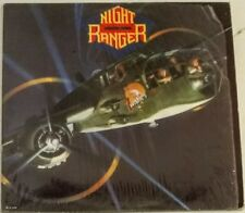 Night Ranger 7 WISHES Seven Wishes CRC MCA N Mint in Shrink 1985
