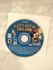 Disney Magic Artist Deluxe CD for Windows PC, Mac (Disney InterActive)