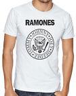 The Ramones American Punk Rock Band Music Logo Men Women Unisex T-shirt 156