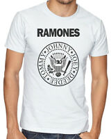 The Ramones American Punk Rock Band Music Logo Men Women Unisex T-shirt 156