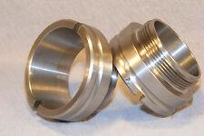 Colectores de aspiración bmw r 80, R 100 para 40er Bing carburador ORIG. Q-Tech