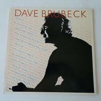 Dave Brubeck - Take Five - Vinyl LP UK 1st Press 1979 EX+/NM Jazz