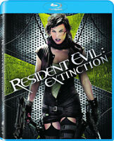 Resident Evil: Extinction [New Blu-ray] Subtitled, Widescreen