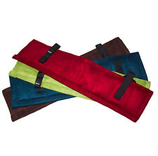 Ideal Equestrian, Suede-look, Harness Protection Pad, red, size small 60 x 14cm